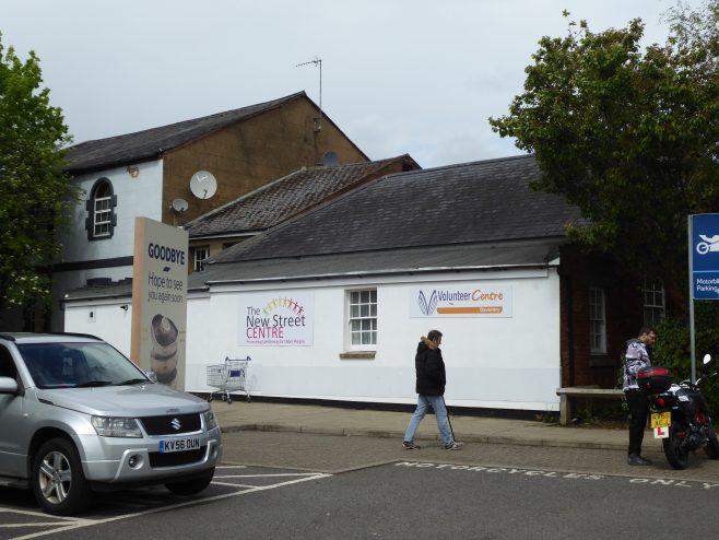 Daventry, New Street, Wesleyan Methodist Chapel, Northamptonshire