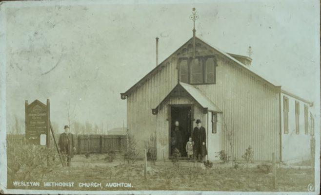 Aughton tin chapel