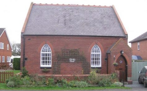 Babbins Wood Wesleyan Methodist chapel