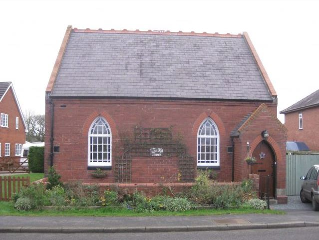 Babbinswood Wesleyan Methodist chapel 1 | Richard and Elaine Pearce December 2014