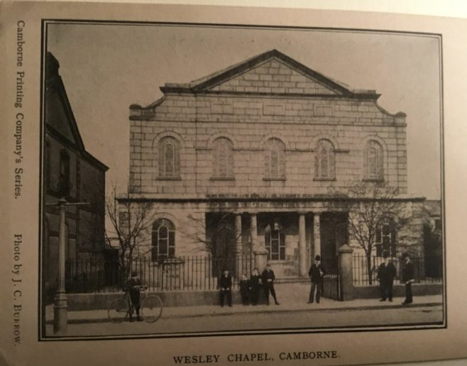Camborne, Centenary Wesleyan Church