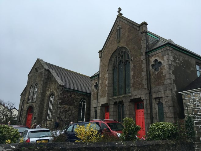 Illogan Highway Former Wesleyan Church Cornwall