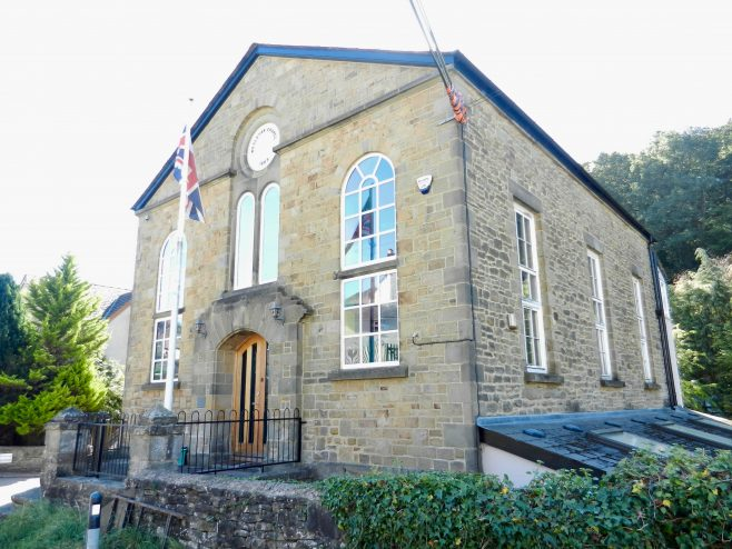Cinderford Bridge Wesleyan chapel | Carolyn Mann, 2020