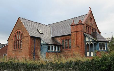 Hollinwood Wesleyan Methodist chapel