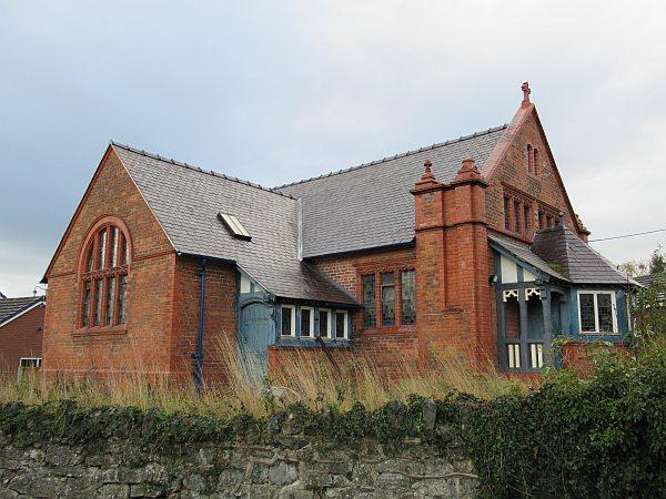Hollinwood Wesleyan Methodist chapel | Janice Cox
