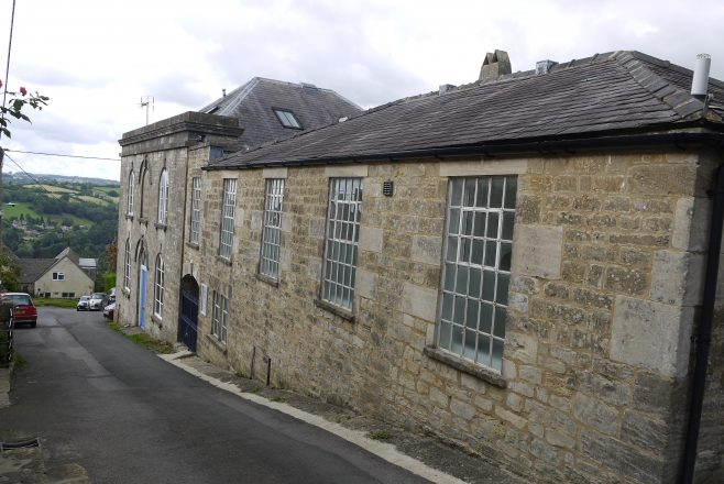 Littleworth Halls side view | Philip Thornborow, 2020