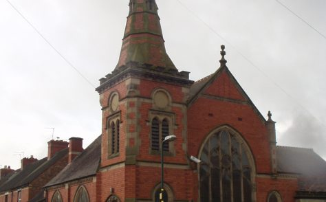 Shrewsbury Greenfields Wesleyan Methodist Chapel