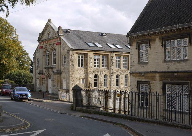 Stroud, Castle Street | Philip Thornborow, 2020