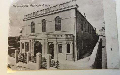 Hayle, Copper House Wesleyan Chapel