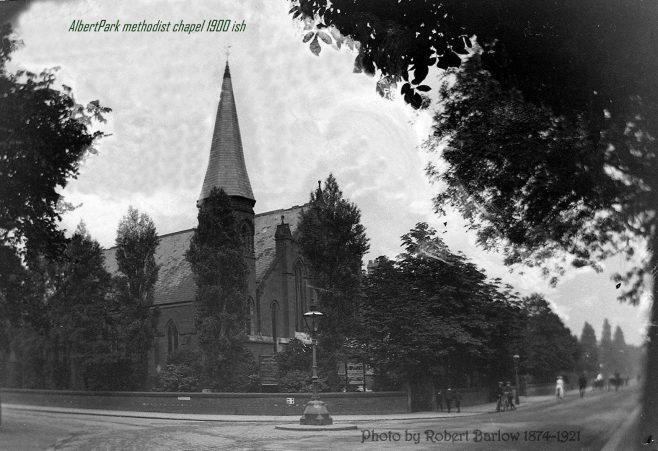Albert Park Methodist Didsbury