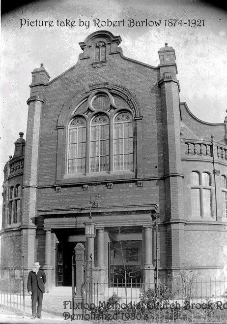 Flixton Methodist Church Brook Rd