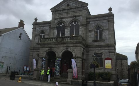 Helston 'Central Methodist Church'