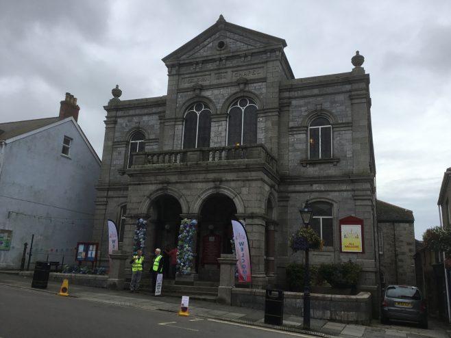 HELSTON Cornwall 'Central Methodist Church'