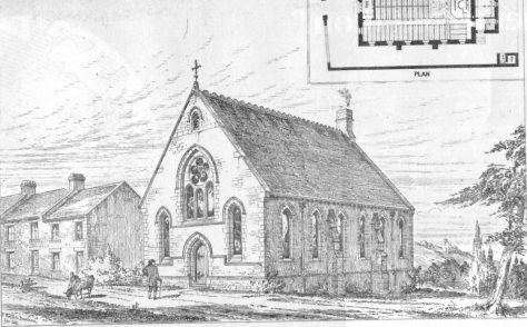 Dipton Wesleyan Methodist Chapel, County Durham