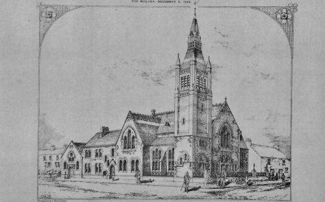 Gosforth Wesleyan Church, Newcastle upon Tyne