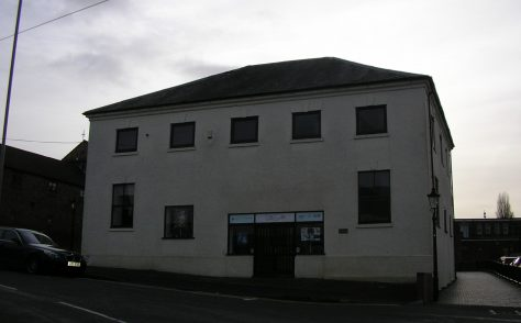 Hinckley Stockwell Head Wesleyan Methodist Chapel (i), Leicestershire