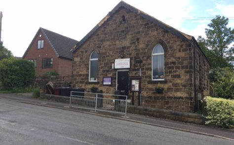 Marsh Lane Wesleyan Methodist chapel