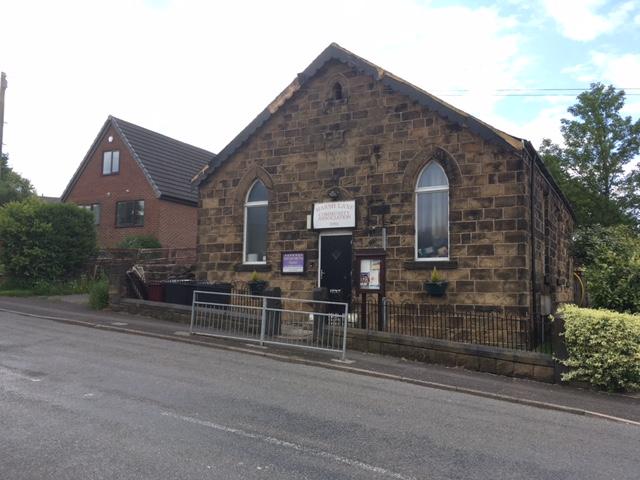 former Marsh Lane Wesleyan Methodist chapel   Christopher Hill 2021