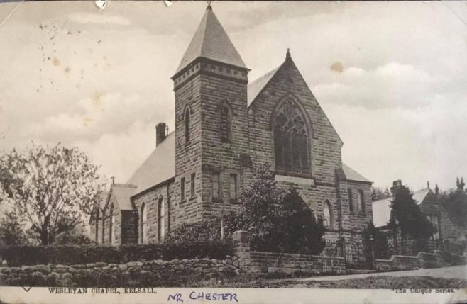 KELSALL Wesleyan Methodist Church Chapel Bank, Kelsall, Tarporley, Cheshire