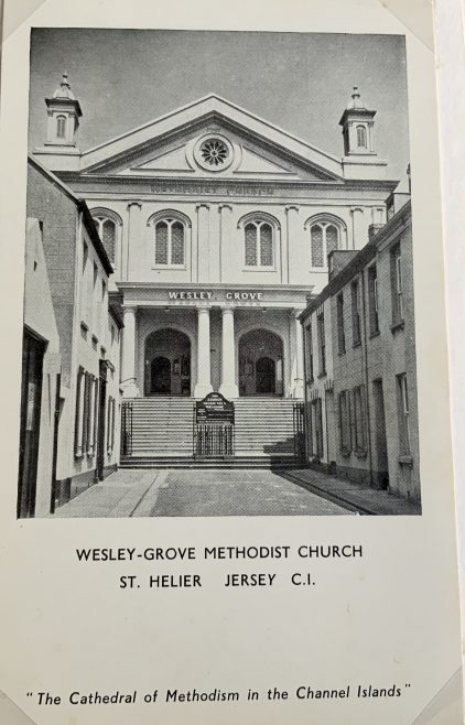 Wesley Grove Wesleyan Methodist Church St Helier, Jersey