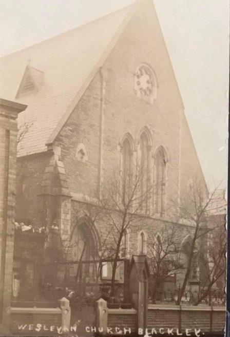 BLACKLEY (Old Market Street or Exchange Street) Wesleyan Church