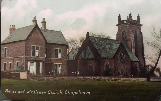 CHAPELTOWN Sheffield Wesleyan Methodist