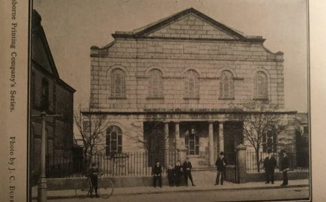 Camborne Wesleyan Methodist Church, Cornwall