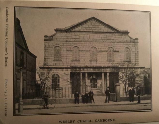 Camborne Wesleyan Methodist Church Cornwall