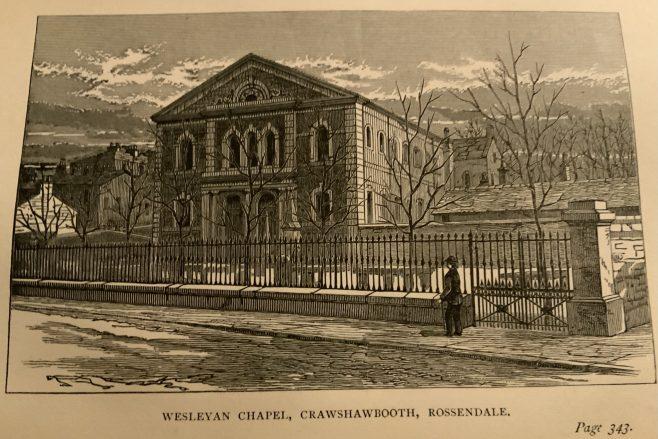 Rakefoot Crawshawbooth Wesleyan Church