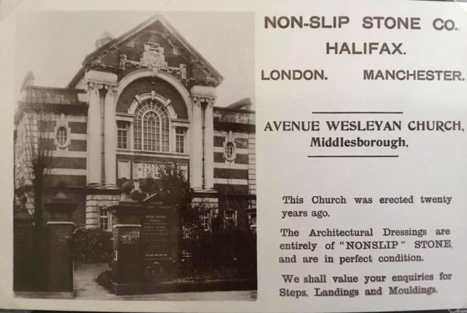 MIDDLESBROUGH (The Avenue Linthorpe) Wesleyan