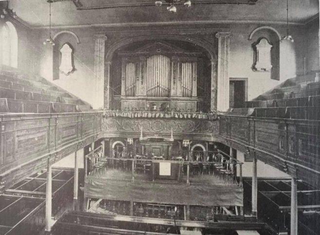 Norfolk Street Wesleyan Chapel, Sheffield