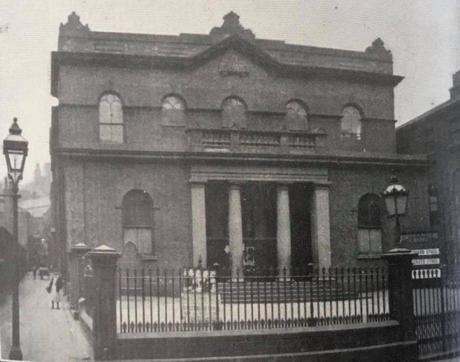 Norfolk Street Wesleyan Chapel