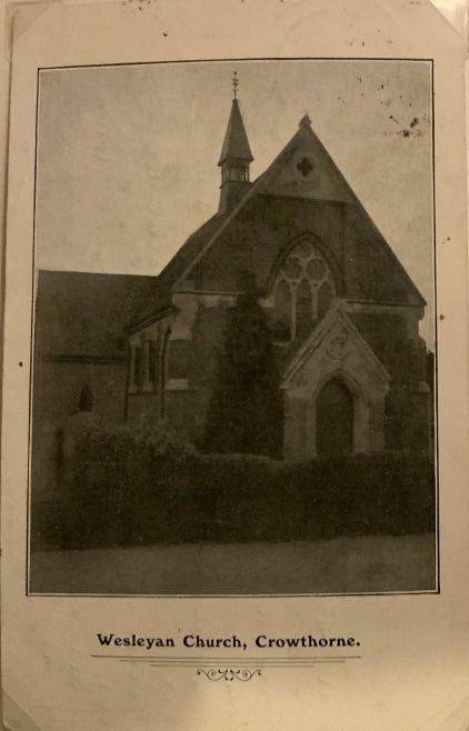 Crowthorne Wesleyan Church