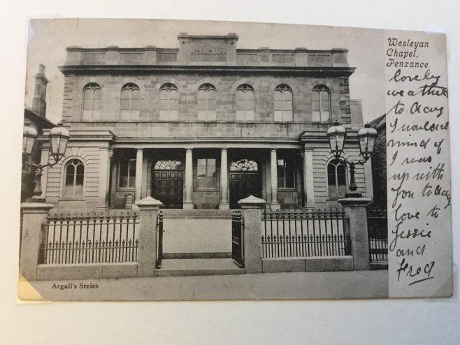 Penzance Chapel Street Wesleyan Chapel