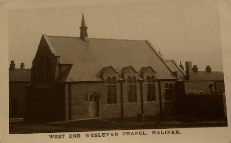 Halifax, West End Wesleyan Church