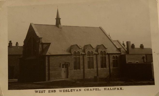 West End Wesleyan Church Halifax