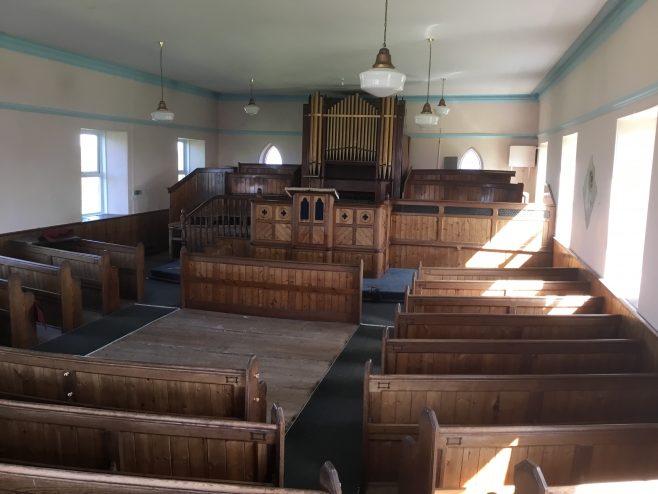Kenneggy Wesleyan Methodist Church Cornwall