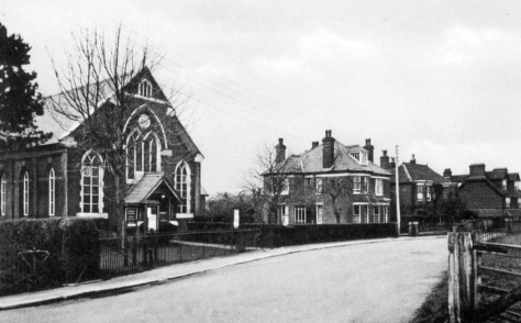 Lyminge Chapel
