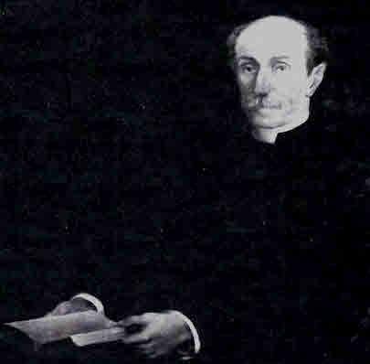 Rev Henry Burton
