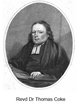 Thomas Coke and the secret meeting in Lichfield