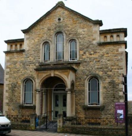 Chipping Norton Wesleyan Methodist chapel   Martin Hannant 2021