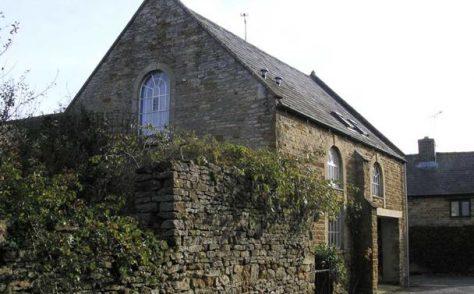 Kingham Wesleyan Methodist Chapel