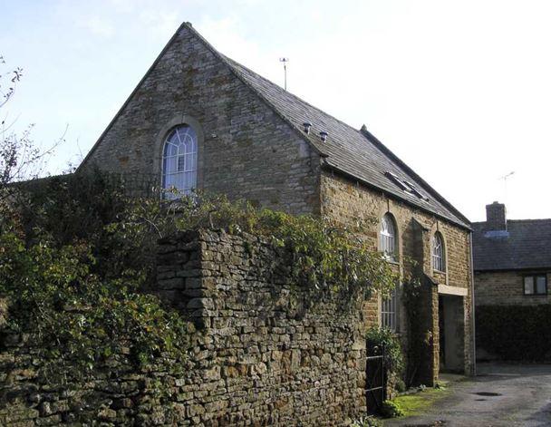 former Kingham Wesleyan Methodist Chapel   Martin Hannant 2021