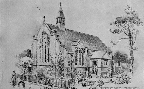 Eccles, Monton Wesleyan Chapel, Grange Drive