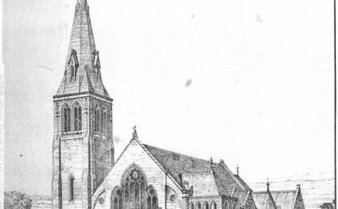 Dewsbury, Moorlands Wesleyan Chapel and Schools, Boothroyd Lane