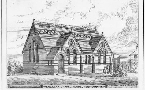 Roade Wesleyan Chapel