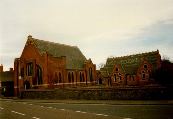 Roade Methodist Church   Keith Guyler, 1996