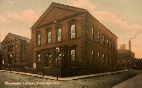OLDHAM Wesleyan Methodist Church (Greenacres Road)