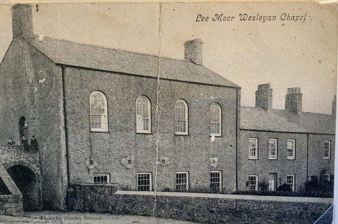 LEE MOOR Wesleyan Methodist Church, Devon