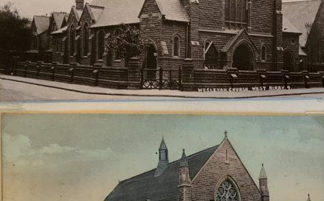 West Kirby Wesleyan Chapel, Wirral